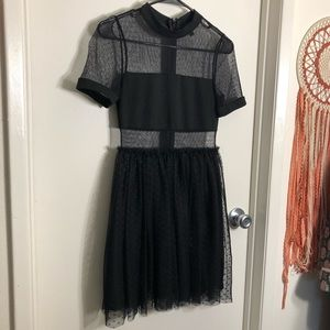 Topshop Tulle Dress 🖤